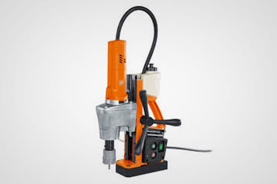 Electric Magentic Base Drill