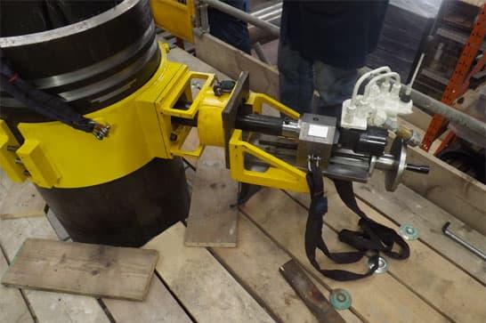 Hydraulic Dee Drill