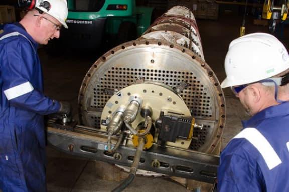 Heat Exchange Machining