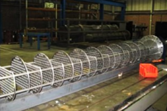 Remanufacture Of Shell & Tube Heat Exchangers