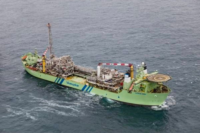 Produced Water Flash Vessel For Bluewater Energy