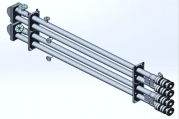 Re-Design & Manufacture Of 2 Hairpin Exchanges